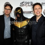 Rainn Wilson, Real-life Seattle superhero Phoenix Jones, James Gunn