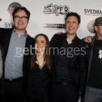 Ted Hope, Rainn Wilson, Ellen Page, James Gunn, Michael Rooker, Nathan Fillion