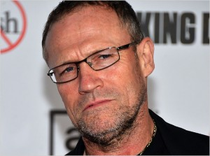 Michael Rooker is an American actor best known for his turn as the blue-skinned alien Yondu Udonta in 2014's top grossing film Guardians of the Galaxy, ... - Michael-Rooker_510x380-300x223
