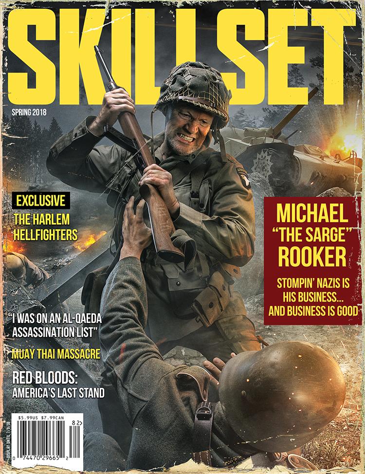 cover story skillset magazine spring 2018 michael rooker online